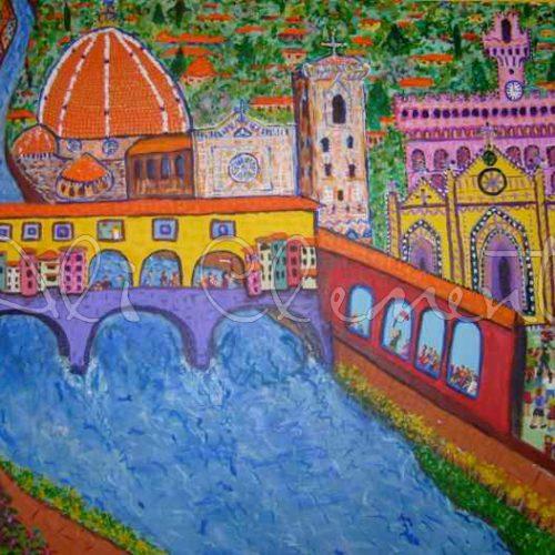 Florence - Ali's Art Designs