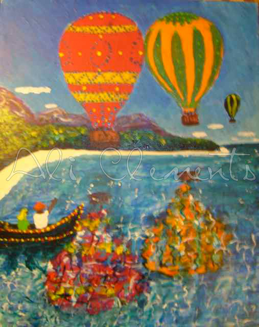 Caribbean Balloons