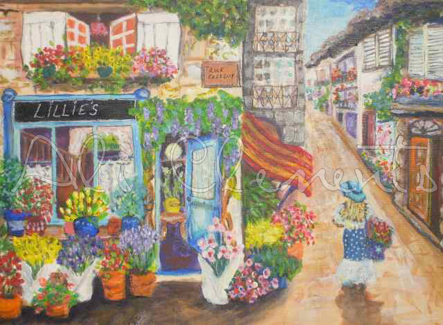 Lillie's Flower Shop