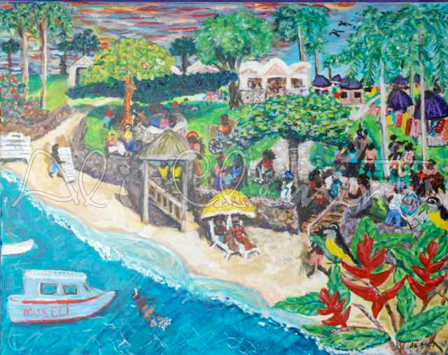 Tobago - Ali's Art Designs