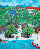 Caribbean gallery - Ali's Art Designs