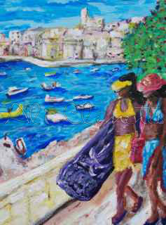 beachbabes3 - Ali's Art Designs